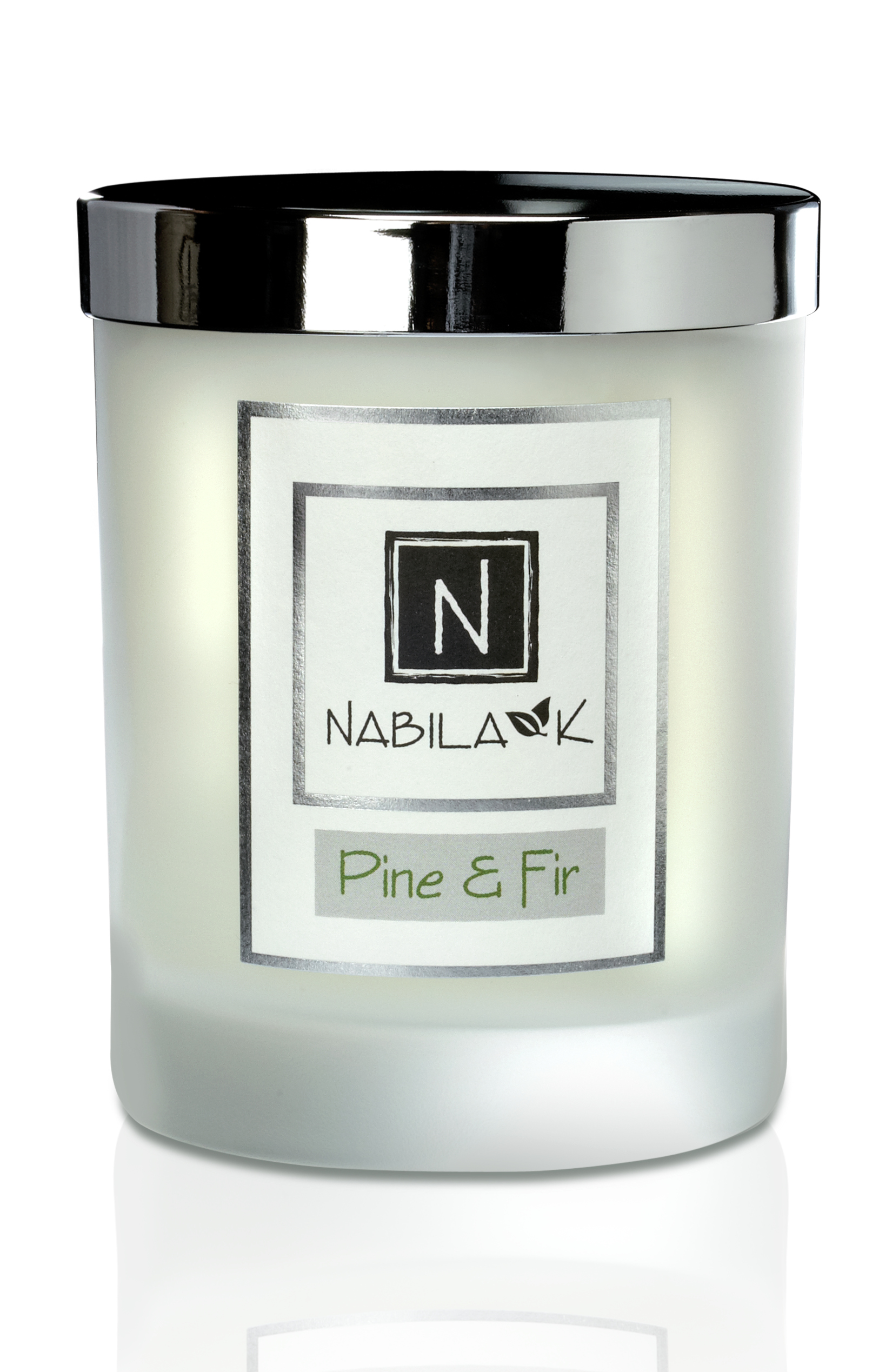 Buy pine fir candles online nabila k cosmetics for Candele on line
