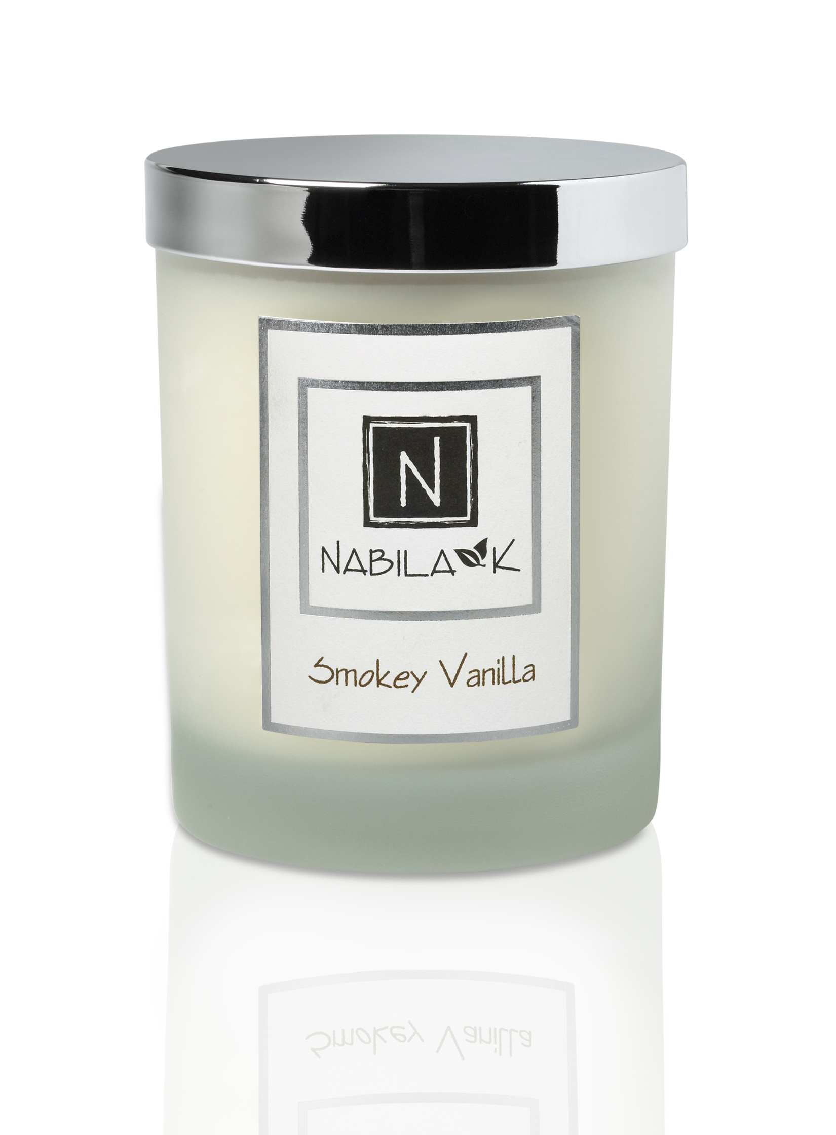 Buy smokey vanilla candles online nabila k cosmetics for Candele on line