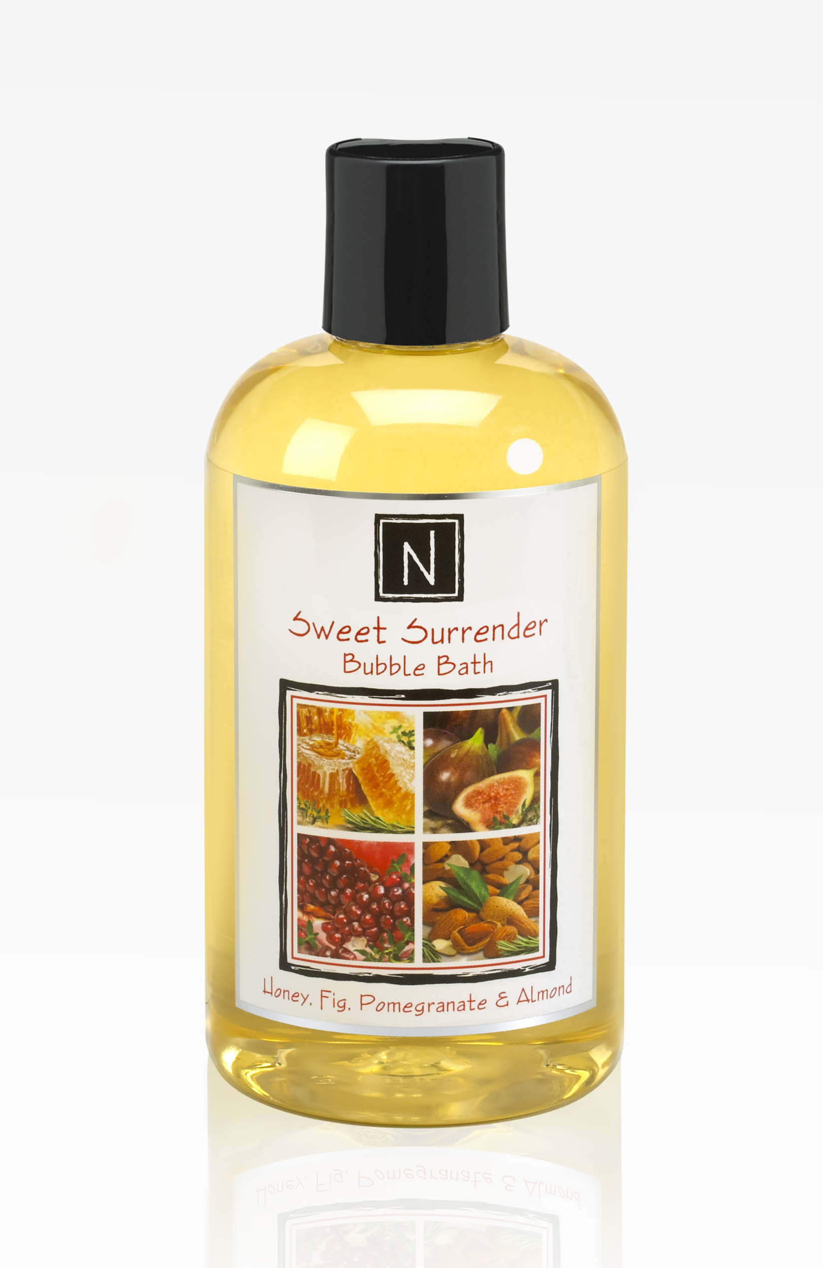 Sweet Surrender Almond & Honey Bubble Bath - Nabila K Almond Honey