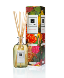 Organic Natural Oils for Aromatherapy with Floral Rose Notes