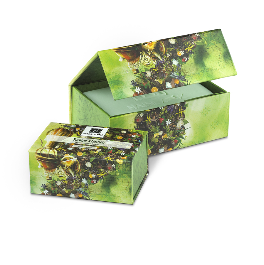 Best All Natural Soap Triple Milled Voyager Garden Moisturizing Bar Soap
