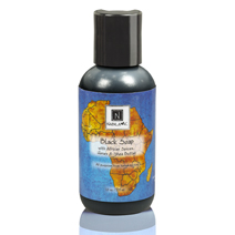 All Natural Black Liquid Soap With African Spices Honey Shea Butter