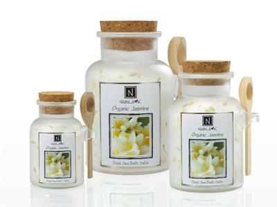 Organic Jasmine Dead Sea Bath Salts Best Vacation