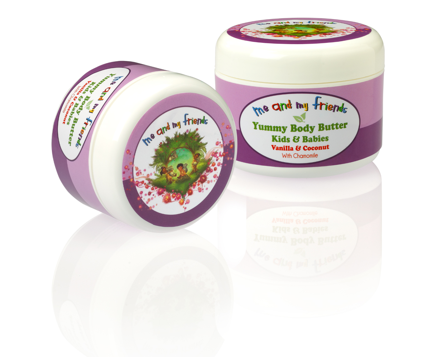 Yummy body butter for kids 8oz