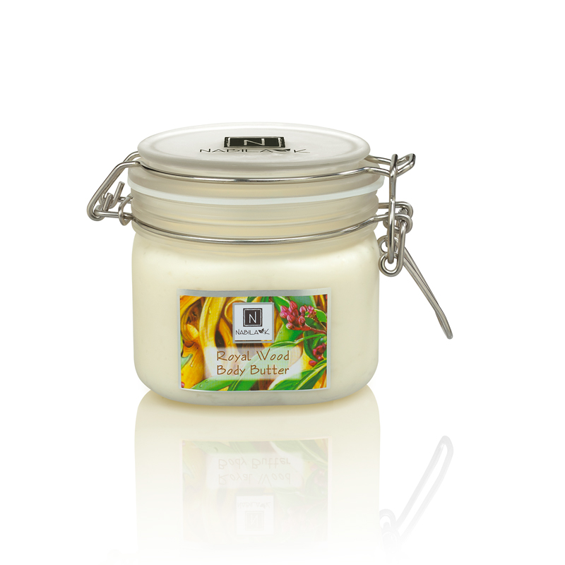 All natural and cruelty-free Nicotiana Body Butters made with essentials oils, and Vitamins C and E