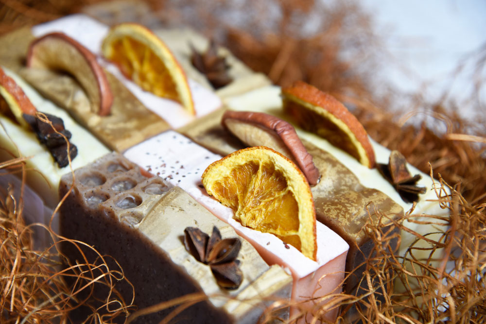 Treat Yourself to Artisanal Soap